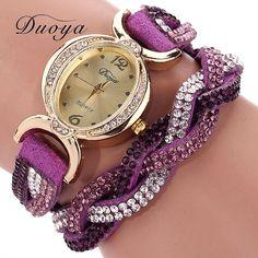 Luxury Look Fashion Womens Watch