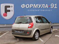 дезилишки: Продажа Renault Scenic II Рестайлинг 1.5d MT (105 ...