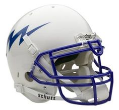 Air Force Academy Falcons football game helmet