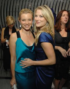 Angelic double header Amy Smart and Ali Larter