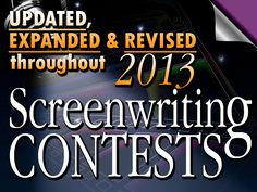 Current Screenwriting Contests and Competitions