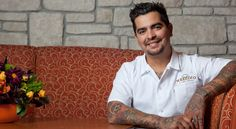 'Chopped' Judge Aaron Sanchez Gets Personal About Food And Life - http://blog.pureminutes.com/index.php/chopped-judge-aaron-sanchez-personal-food-life/