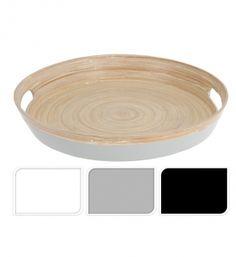 Dienblad assorti 38cm x 6cm bamboe Product image