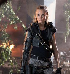 Cine Series: Cara Delevingne protagoniza el tráiler oficial de Call of Duty: Black Ops III