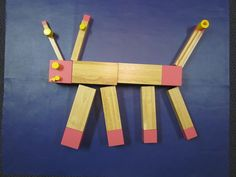 Inspired Montessori and Arts at Dundee Montessori: Pink, Brown, Yellow in a New Way