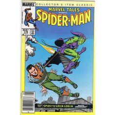 MARVEL TALES #178 | Spider-Man | Marvel Comics | 1964-1995 | VOLUME 1 | Green Goblin