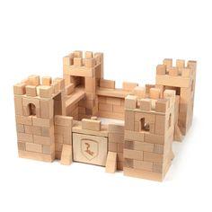 Creablocks Ritterbrug • wooden castle