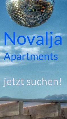 Apartments auf der Insel Pag: die Unterkunftssuche für Novalja / Zrce  - Insel Pag 2015 - Urlaub auf der Insel Pag 2015