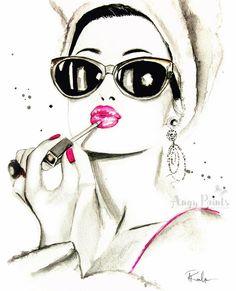 Items similar to Audrey Hepburn Wall Art Prints Audrey Hepburn Art Audrey Hepburn Print Audrey Hepburn Painting Audrey Hepburn Decor Fashion Wall Art on Etsy Audrey Hepburn Kunst, Audrey Hepburn Decor, Audrey Hepburn Painting, Art And Illustration, Illustrations, Tableau Pop Art, Mode Poster, Fashion Wall Art, Fashion Artwork