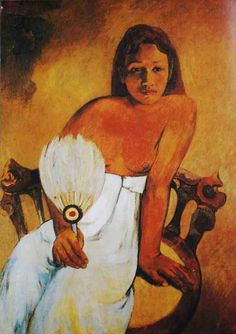Paul Gauguin - title unknown, undated