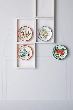 De Vincennes Dinner Plate, various by #NathalieLete
