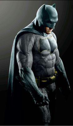 daily-superheroes:  Batfleck Wallpaper for...