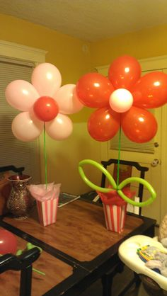 Kids Party Flowers