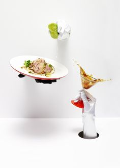 Still Life Food Art by Sonia Rentsch | Trendland: Design Blog & Trend Magazine