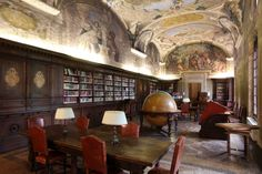 Immagine di http://www.genusbononiae.it/lib/images/Biblioteca_San_Michele_in_Bosco.JPG.