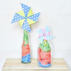 DIY Tutorial: Pretty Party Pinwheels