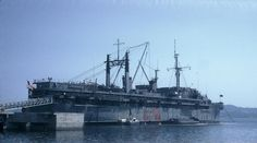 USS Howard W Gilmore AS-16. My father in law served on this ship and many years later my husband served on The Land.