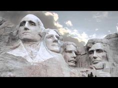 ▶ Scottish Ten | Mount Rushmore in 3D, based on highly accurate laser photo scan data.