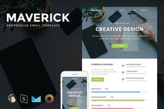 Download Maverick - Responsive Email + StampReady Builder Web Templates by LEVELII. Subscribe to Envato Elements for unlimited Web Templates downloads for a single monthly fee. Subscribe and Download now!
