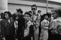 Tokyo, 1995. Photography by Shigeichi Nagano.