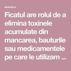 Ficatul are rolul de a elimina toxinele acumulate din mancarea, bauturile sau medicamentele pe care le utilizam zilnic. Unele boli ale ficatului au un caracter temporar si se vindeca de la sine, in timp ce altele pot dura perioade lungi si conduce la aparitia unor complicatii severe. Iata una dintre retetele care au produs vindecari incredibile ale pacientilor, cu un succes deosebit in cazul unor boli de ficat la care medicii au ridicat neputinciosi din umeri.