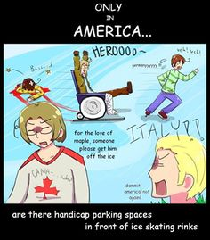 this is true. Hetalia Funny. Only in America