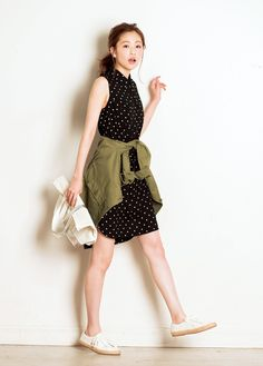 แต่งตัวไปทำงาน สนุกๆ สไตล์สาวญี่ปุ่น กันเถอะ! (สไตล์#29) - ShopSpot