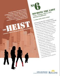The Heist: Dividing the Loot!