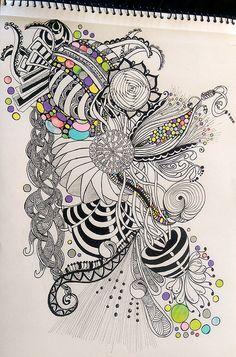 First A4 Doodle | by Qski McGrewski