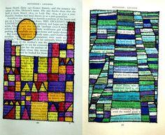 Aprenem: avui pintem un Paul Klee amb els nens / tot nens