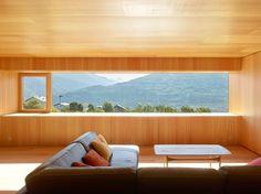 savioz fabrizzi architectes, Thomas Jantscher · House in Ormône · Divisare