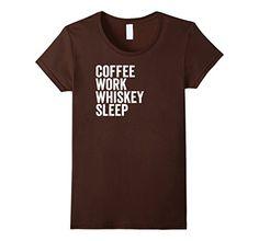 Womens Coffee Work Whiskey Sleep T-Shirt for Men Women Sm... https://www.amazon.com/dp/B0746VRXYG/ref=cm_sw_r_pi_dp_x_bhKDzb8M3SSDP