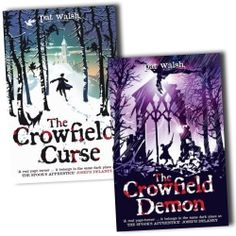 Crowfield Collection Pat Walsh 2 Books Pack Set