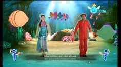 Just Dance Disney Party - Under the Sea - Video Music for kids