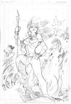 Comic Book Artists, Comic Artist, Jim Lee Art, Hero Girl, Character Design References, Comic Covers, Book Making, Rogues, Savage