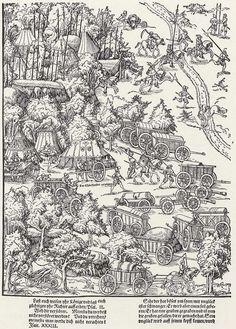 Die Belagerung von Wolfenbüttel, Block 5 Künstler:Cranach d. J., Lucas Entstehungsjahr:1542