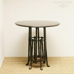 charles fradin - Bamboo Side Table