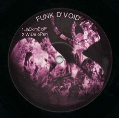 Funk D'Void – Jack Me Off (Soma) 1995 // Techno