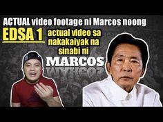 Actual VIDEO na KUHA sa EDSA 1 ni Marcos na itinago ng Media - YouTube President Of The Philippines, Presidents, Baseball Cards, History, Sports, Youtube, Hs Sports, Historia, Sport