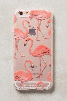 Pink Flamingos iPhone 6 Case #anthropologie