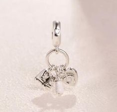 478aaf29e Excited to share this item from my #etsy shop: My Little Baby Dangle Charm