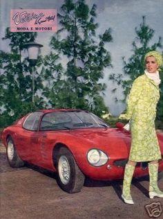 Moda e Motori ..avec Alfa Romeo