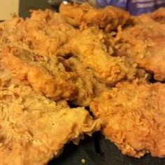 "Fried Venison Backstrap Recipe  UPDATE: we made this and were told by our guests that ""this was the best venison they have ever had, if not, the best fried meat!"""