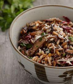 mushroom recipes. love.