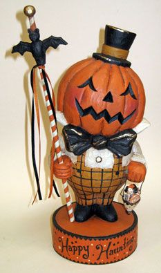 I have this and it is my all time favorite Halloween piece. To me its just everything Halloween is supposed to be:)
