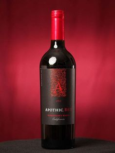 Apothic-red-wine But here we have in the Apothic Red Winemaker's Red from California, (produced by Gallo) a blend of Merlot, Syrah, and Zinfandel. Red Wine Drinks, Wine Mixed Drinks, Drink Wine, Red Wine Spritzer, Red Wine Sangria, Merlot Wine, Best Red Wine, Dry Red Wine, Sweet Red Wines
