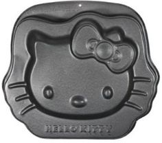 Hello Kitty cake pan, must have!  For my Isla's 3rd birthday, we are definitely doing Hello Kitty theme :)