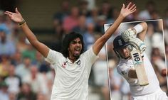 Sharma sends England into disarray before Root fight back on day 3
