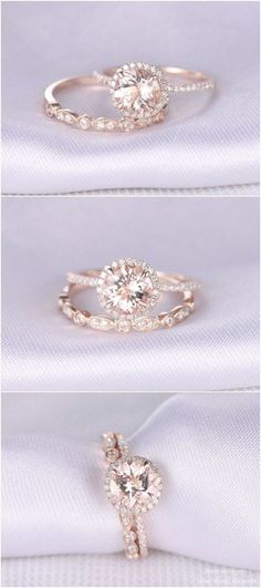 Art Deco diamond engagement ring \/