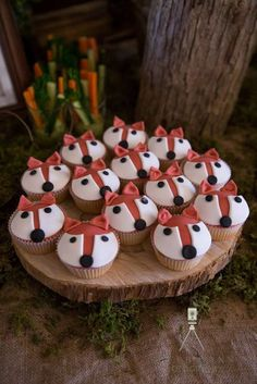 Woodland Baby Shower Baby Shower Party Ideas | Photo 3 of 36 | Catch My Party